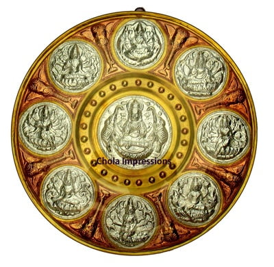 Ashtalakshmi Art shield