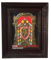 Balaji Tanjore Painting Small Sizes